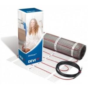 DTIF-150 (DEVImat 150T) - двухжильные маты DEVI