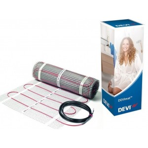 DTIR-150 (DEVIcomfort 150T) - двухжильные маты DEVI