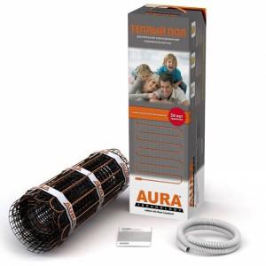 Нагревательные маты под плитку - AURA Heating MTA