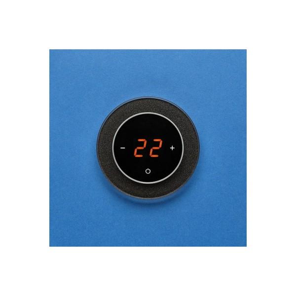 AURA RONDA 0337 BLACK STARLIGHT - сенсорный терморегулятор для теплого пола