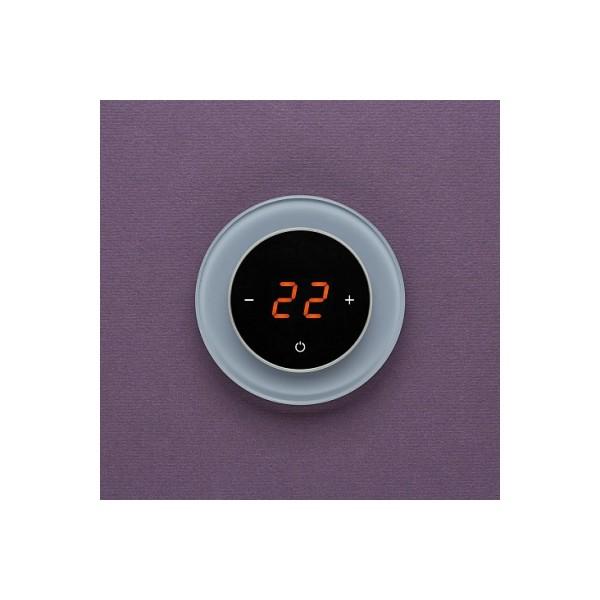 AURA RONDA 7000 BLUE SHADOW - сенсорный терморегулятор для теплого пола