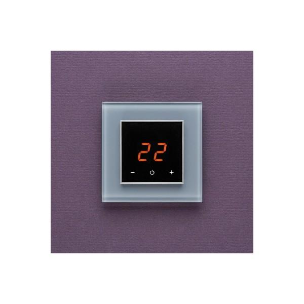 AURA ORTO 7000 BLUE SHADOW - сенсорный терморегулятор для теплого пола