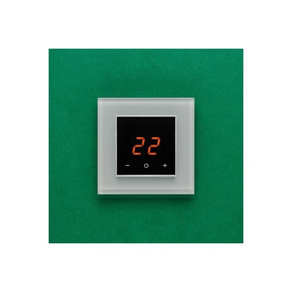 AURA ORTO 7035 GRAY CLASSIC - сенсорный терморегулятор для теплого пола